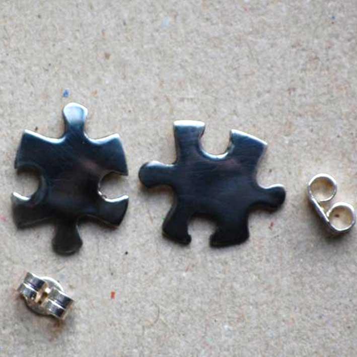 Jigsaw (Oxidised)