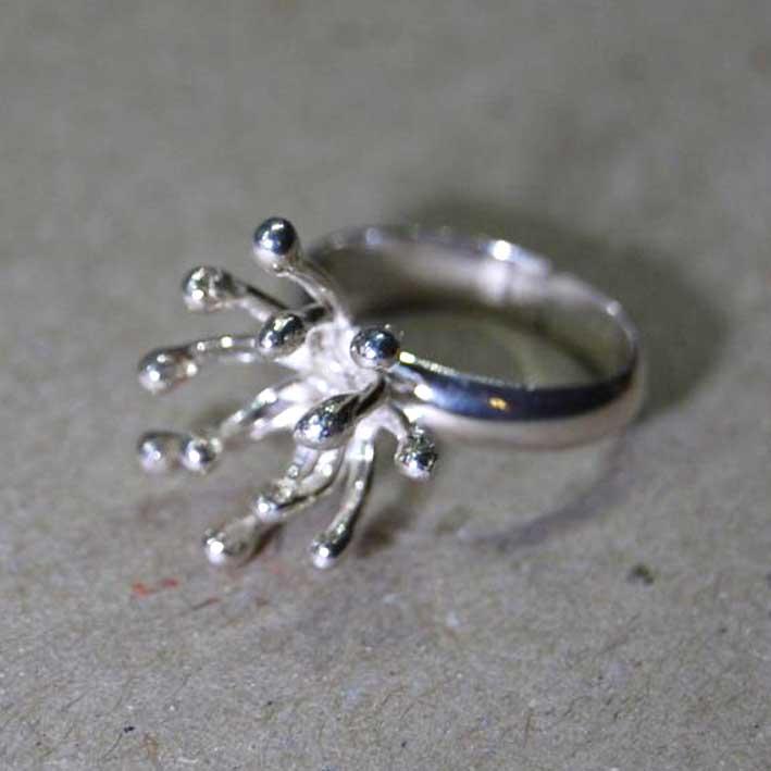 Seed Head Ring